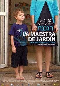 LA MAESTRA DE JARDÍN